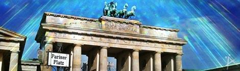 Brandenburger Tor am Pariser Platz in Berlin, Deutschland (copyright: planätive)
