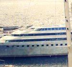 Lady Moura im Hafen von Monaco - © Planätive
