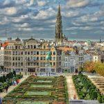 Gratis Brüssel Stadtplan mit Sehenswürdigkeiten zum Download