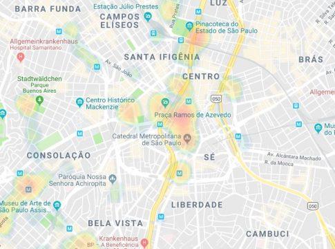 Shopping, eine Lieblingsbeschäftigung für die Einwohner in Sao Paulo