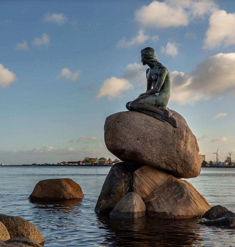 Copenhagen-Best-Instagram-by-@jpbombales-The Little Mermaid