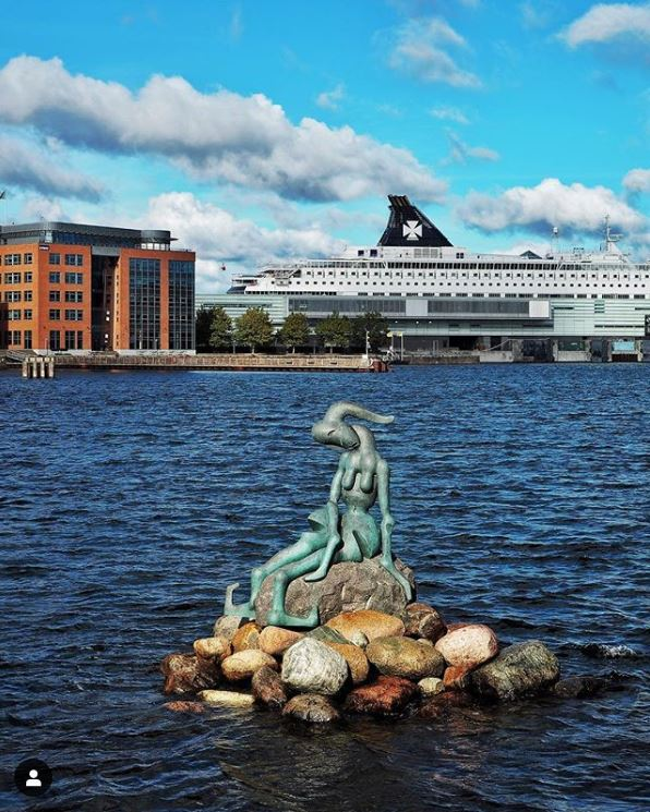 Copenhagen-Best-Instagram-by-@mod_lisa-Genetically Modified Mermaid