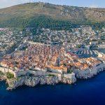 Gratis Dubrovnik Stadtplan mit Sehenswürdigkeiten zum Download