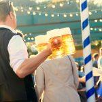 Lageplan der Oktoberfest Theresien Wiesn München zum Downloaden