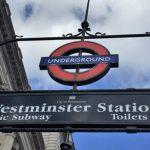 Öffentliche Toiletten in London