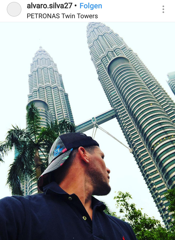 Instaspot for Petronas Towers - KL (c)alvaro.silva27