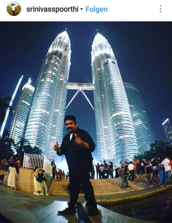 Instaspot for Petronas Towers - KL (c)srinivasspoorthi