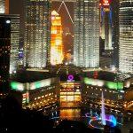 Der beste Fotospot für die Petronas Towers in Kuala Lumpur