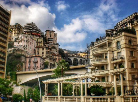 Die Straßen von Monte Carlo - (c)planative.net