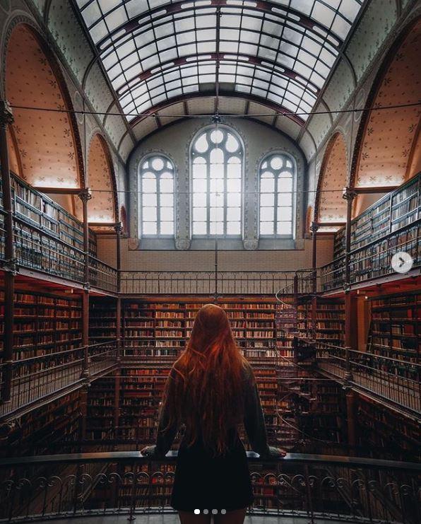 Amsterdam-Best Instagram by @janeharris_ - Cuypers Library