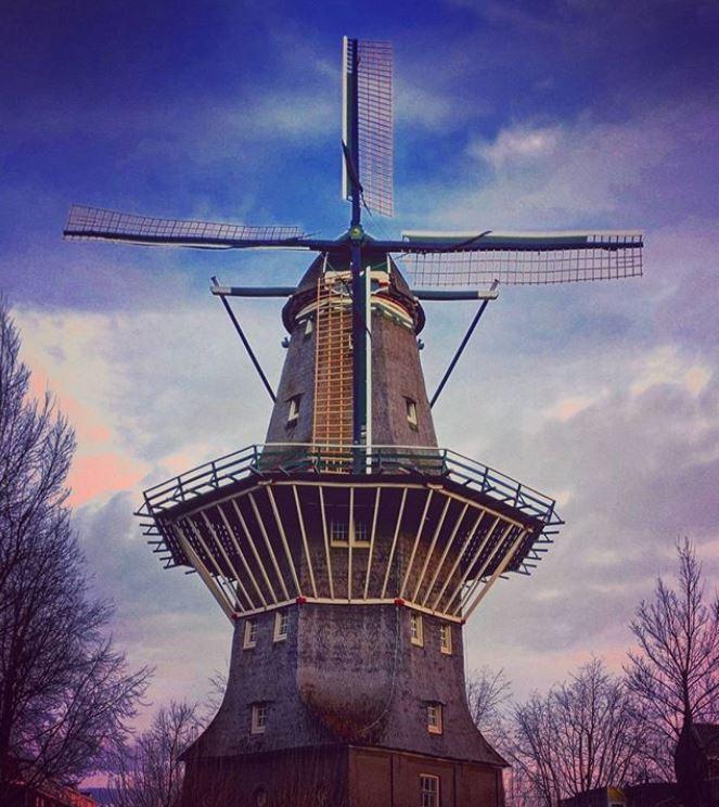 Amsterdam-Best Instagram by @thisisarks - Molen Van Sloten