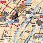 Amsterdam Stadtplan mit Sehenswürdigkeiten zum Download