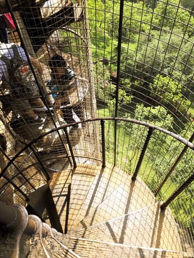 Aufstieg zum Löwenfelsen Sigiriya