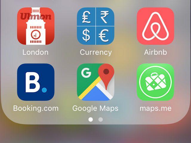 Wie nutze ich Google Maps Offline?