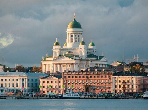 Dein planative.net Stadtplan für Helsinki zum Downoad - Bild von Tapio Haaja auf Pixabay