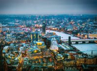 Blick von The Shard London - by https://pixabay.com/de/users/sebastianfiebak-992975/