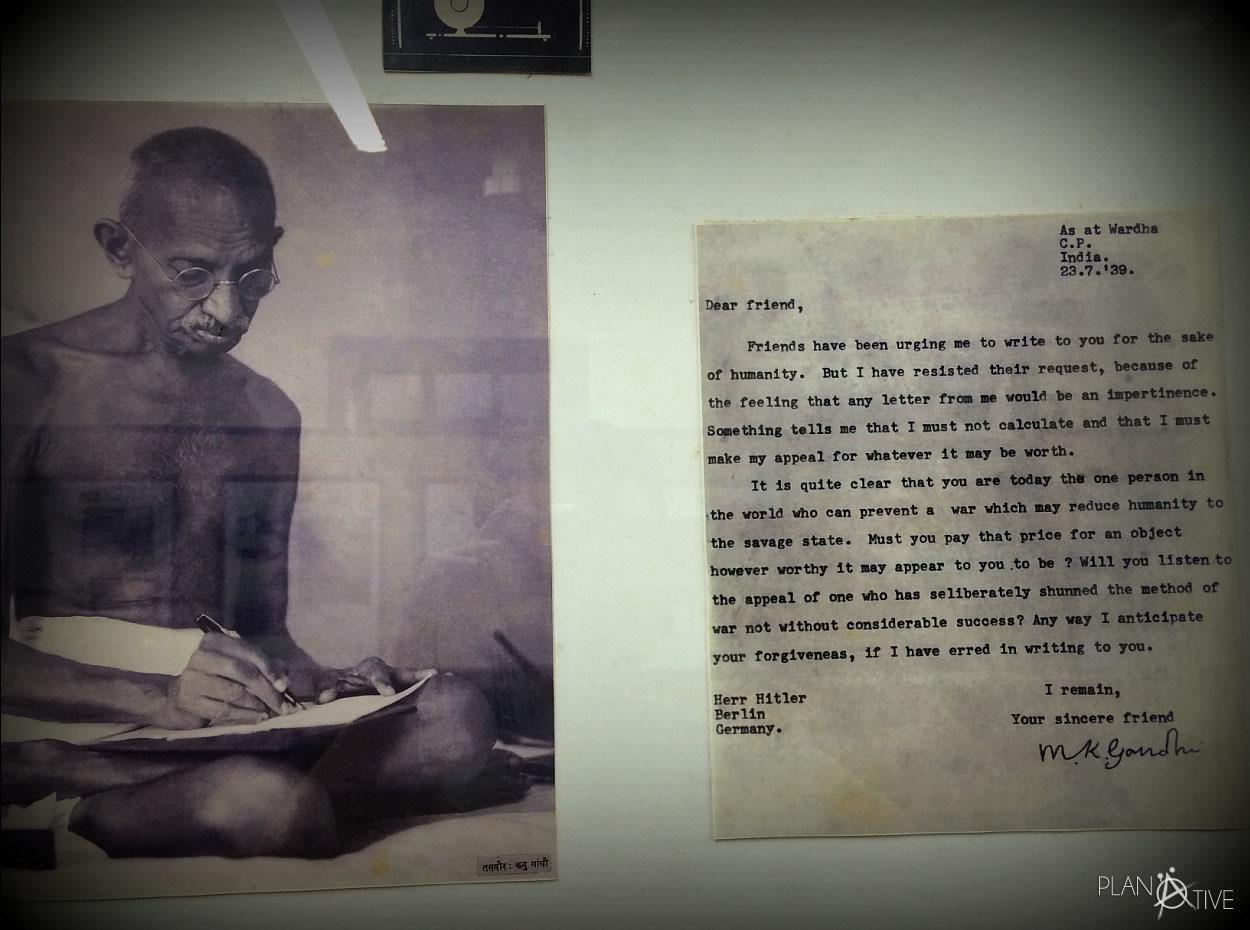 Gandhi's Wohnhaus Mumbai, Indien - © Planätive
