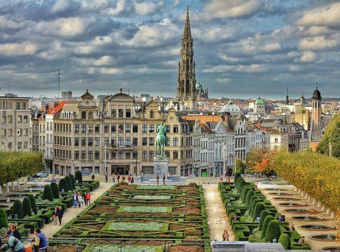 Top Sehenswürdigkeiten von Brüssel auf einem Blick