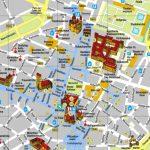 Gratis München Stadtplan mit Sehenswürdigkeiten zum Download