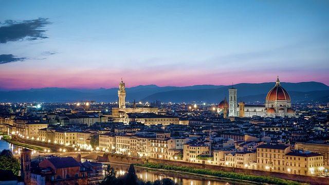 Top Sehenswürdigkeiten von Florenz auf einem Blick (c) MustangJoe