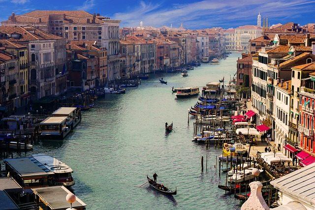Top Sehenswürdigkeiten von Venedig auf einem Blick