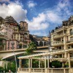 Monaco Stadtplan mit Sehenswürdigkeiten zum Download