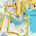 Singapur Stadtplan mit Sehenswürdigkeiten zum Download
