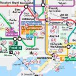 Gratis Barcelona Stadtplan mit Sehenswürdigkeiten zum Download
