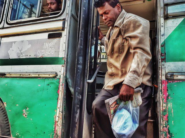 Das beste Transportmittel in Sri Lanka