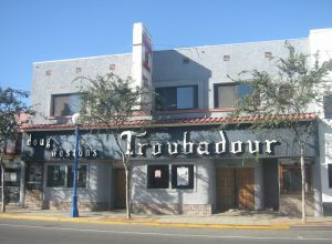The Troubadour West Hollywood - der NAchtclub in dem Elton John berühmt wurde - Bild von Gary Minnaert