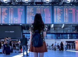 Wie sieht dein perfektes Outfit für eine Flugreise aus?
