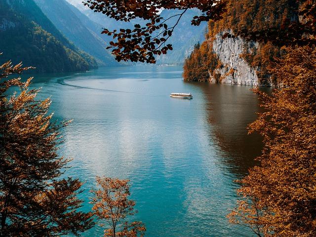 Die 19 schönsten Seen Bayerns auf planative.net - Bild von almapapi - pixabay