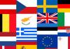 Flaggen zum gratis download im Vektor Format
