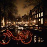 Gratis Amsterdam Metro - Tram Netzplan