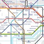 London U-Bahn Pläne und Bus zum Gratis Download